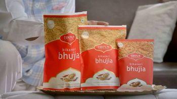Bikaji Bhujia TV Spot, 'Sizes' Featuring Amitabh Bachchan
