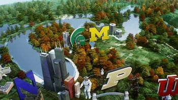 Big Ten Conference TV Spot, 'All Come Together' Song by Brian Colin Burrows - Thumbnail 5