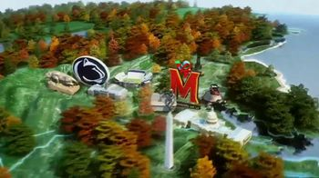 Big Ten Conference TV Spot, 'All Come Together' Song by Brian Colin Burrows - Thumbnail 8