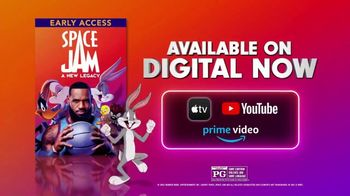 Space Jam: A New Legacy Home Entertainment TV Spot - Thumbnail 8