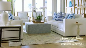 Tommy Bahama Furniture September Sale Event TV Spot, 'Express Yourself' - Thumbnail 1