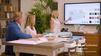 Tommy Bahama Furniture September Sale Event TV Spot, 'Express Yourself' - Thumbnail 7