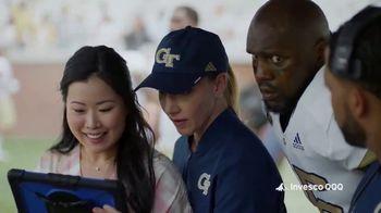 Invesco QQQ TV Spot ,'College Football'