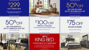 Rooms to Go Labor Day Sale TV Spot, 'Find Your Coupons' - Thumbnail 6