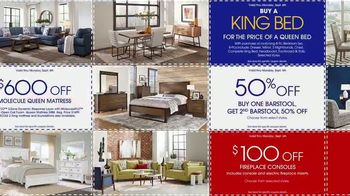 Rooms to Go Labor Day Sale TV Spot, 'Find Your Coupons' - Thumbnail 8