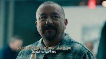 Modelo TV Spot, 'Mister Cartoon' canción de Ennio Morricone [Spanish]
