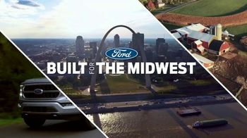 2021 Ford F-150 TV Spot, 'Built for the Midwest' [T2]