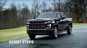 Chevrolet Truck Month TV Spot, 'Labor Day Event: Make It Your Own' [T2]