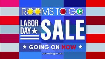Rooms to Go Labor Day Sale TV Spot, 'Coastal Queen Bed Set' - Thumbnail 5