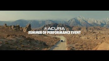 Acura Summer of Performance Event TV Spot, 'Remarkable Discovery' [T1]