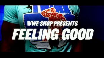 WWE Shop TV Spot, 'Feeling Good: Save Big on Championship Titles and Tees' - Thumbnail 1