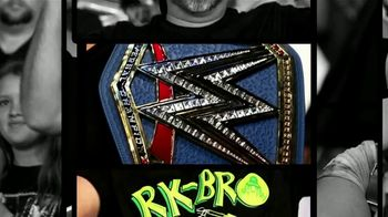 WWE Shop TV Spot, 'Feeling Good: Save Big on Championship Titles and Tees' - Thumbnail 3