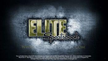 ELITE Sportsbook TV Spot, '$20 Free Bets' - Thumbnail 6