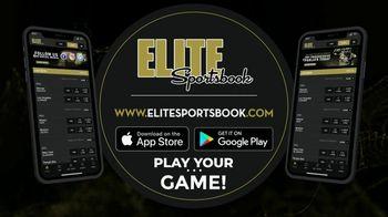 ELITE Sportsbook TV Spot, '$20 Free Bets' - Thumbnail 5