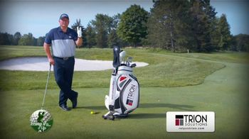 Trion Solutions TV Spot, 'Tip of the Week: Kiss the Wrist' Featuring Bob Krause
