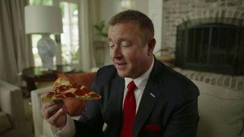 Pizza Hut TV Spot, 'Substitute' Featuring Kirk Herbstreit