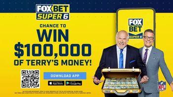 FOX Bet Super 6 TV Spot, 'Win $100,000 of Terry's Money' Featuring Terry Bradshaw, Howie Long