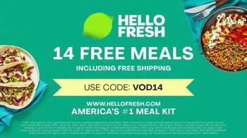 HelloFresh Market TV Spot, 'No More Agonizing: 14 Free Meals' - Thumbnail 10