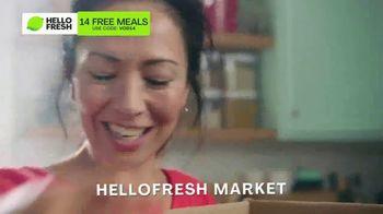 HelloFresh Market TV Spot, 'No More Agonizing: 14 Free Meals' - Thumbnail 4