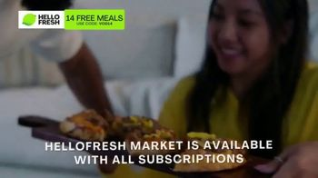 HelloFresh Market TV Spot, 'No More Agonizing: 14 Free Meals' - Thumbnail 8