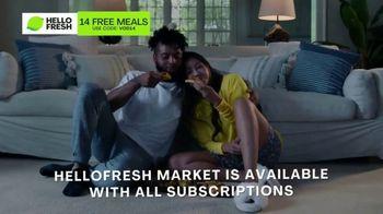 HelloFresh Market TV Spot, 'No More Agonizing: 14 Free Meals' - Thumbnail 9