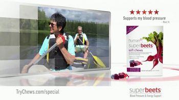SuperBeets Soft Chews TV Spot, 'Healthy Circulation' - Thumbnail 6
