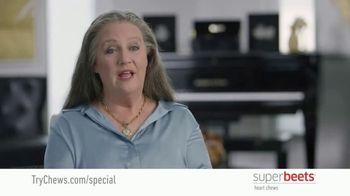 SuperBeets Soft Chews TV Spot, 'Healthy Circulation' - Thumbnail 8