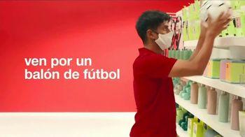 Target TV Spot, 'Parte del equipo' canción de Nancy Sanchez y Gina Chavez[Spanish]