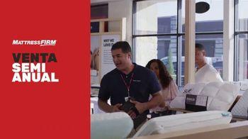 Mattress Firm Venta Semi Anual TV Spot, 'Ahorra hasta $500 dólares' [Spanish]