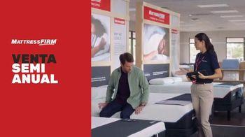 Mattress Firm Venta Semi Anual TV Spot, 'Ahorra hasta $500 dólares' [Spanish] - Thumbnail 3