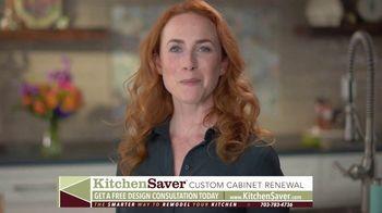 Kitchen Saver Custom Cabinet Renewal TV Spot, 'Price and Efficiency' - Thumbnail 1