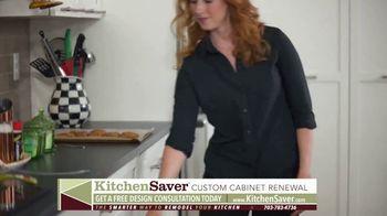 Kitchen Saver Custom Cabinet Renewal TV Spot, 'Price and Efficiency' - Thumbnail 3