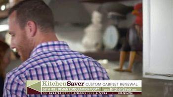Kitchen Saver Custom Cabinet Renewal TV Spot, 'Price and Efficiency' - Thumbnail 5