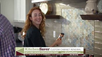 Kitchen Saver Custom Cabinet Renewal TV Spot, 'Price and Efficiency' - Thumbnail 6