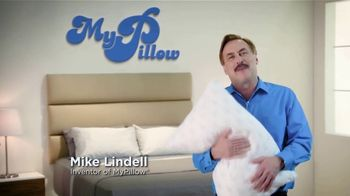 My Pillow TV Spot, 'Deep Discounts on Popular Products' - 79 commercial airings