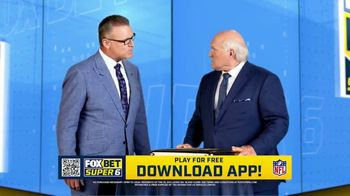FOX Bet Super 6 TV Spot, 'NFL Sunday Challenge: Terry's Briefcase' Featuring Howie Long