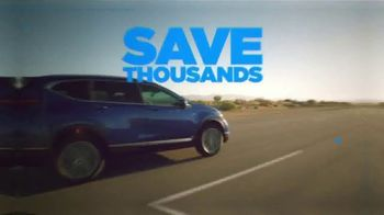 Honda Certified Pre-Owned TV Spot, 'Save Thousands' [T2] - Thumbnail 1