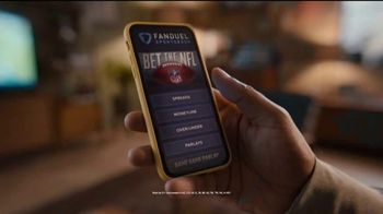 FanDuel Sportsbook TV Spot, 'I Love Those Odds: GOAT vs.GOAT' - Thumbnail 2