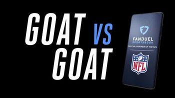 FanDuel Sportsbook TV Spot, 'I Love Those Odds: GOAT vs.GOAT' - Thumbnail 5