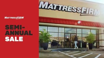 Mattress Firm Semi-Annual Sale TV Spot, 'Save Up to $500'