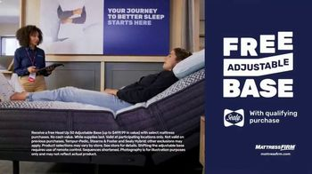 Mattress Firm Semi-Annual Sale TV Spot, 'Save Up to $500' - Thumbnail 4