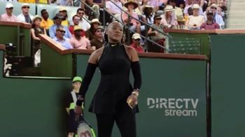 DIRECTV STREAM TV Spot, 'Get Your TV Together: Quiet Please' Featuring Serena Williams - Thumbnail 8