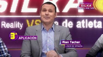 Silka TV Spot, 'Tercera aplicación: gana un viaje' con Alan Tacher [Spanish]