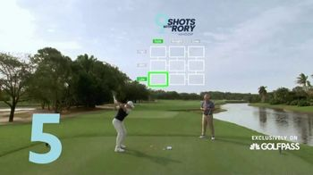 GolfPass TV Spot, '9 Shots With Rory'