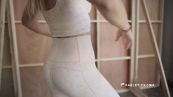 Fabletics.com TV Spot, 'All Bottoms: Two for $24' Featuring Kate Hudson