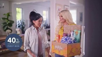 FabFitFun TV Spot, 'Celebrate Yourself: 40%' Featuring Tori Spelling, Song by L.M. Styles - Thumbnail 7