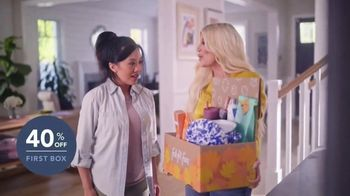 FabFitFun TV Spot, 'Celebrate Yourself: 40%' Featuring Tori Spelling, Song by L.M. Styles - Thumbnail 8