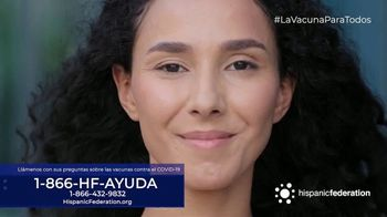 Hispanic Federation TV Spot, 'Poner nuestra parte' [Spanish]