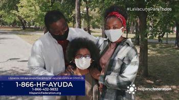 Hispanic Federation TV Spot, 'Vacunate contra el COVID-19' [Spanish] - Thumbnail 3