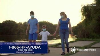 Hispanic Federation TV Spot, 'Vacunate contra el COVID-19' [Spanish] - Thumbnail 5